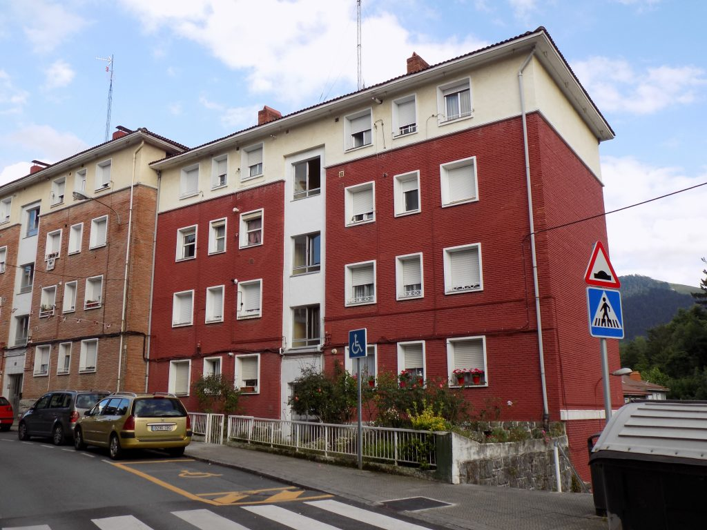 Inspección Técnica del edificio en Arrigorriaga,Bizkaia,.Vizcaya