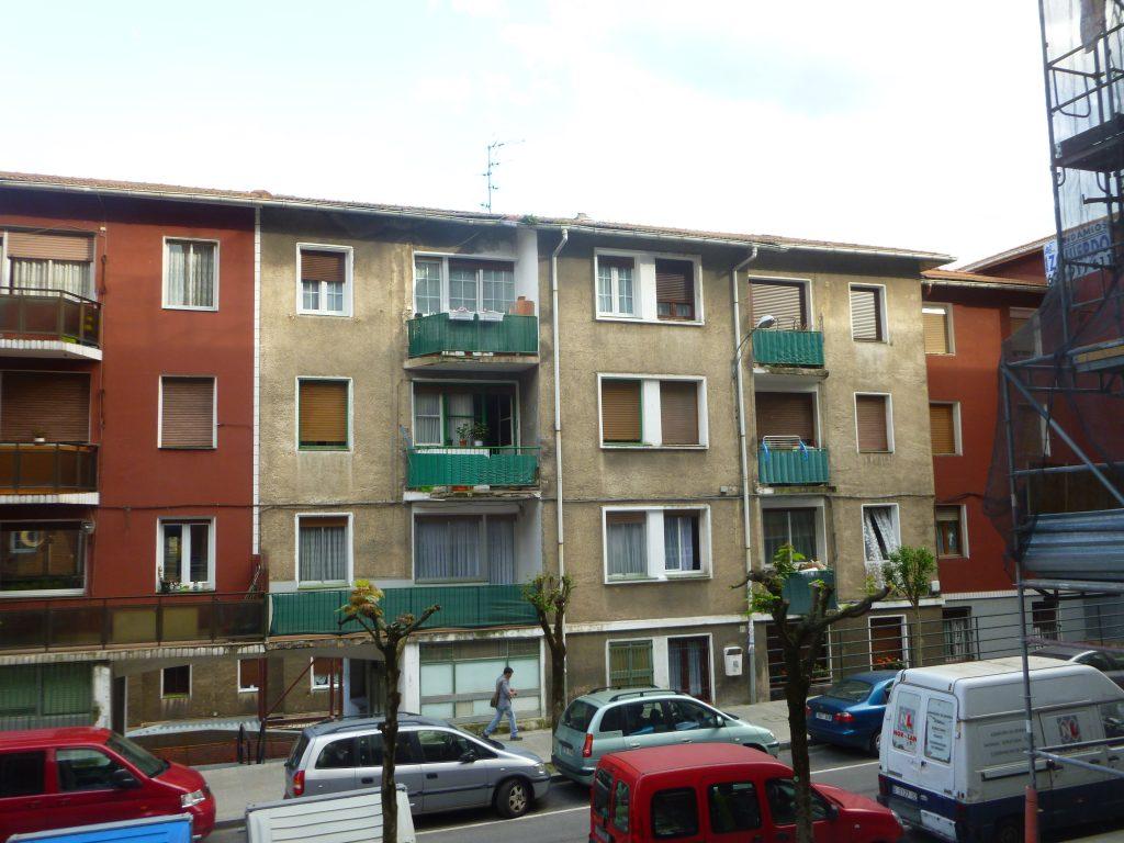 Inspección Técnica del edificio en Basuri,Bizkaia,Vizcaya
