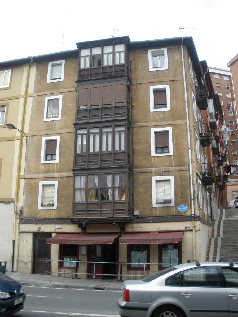 Inspección Técnica del edificio en Bolueta,Bizkaia,Vizcaya